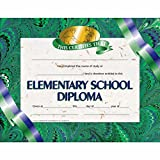 Elementary School Diploma - Glossy Paper - Quantity 150