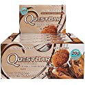 3-Count of 12-Pack Quest Nutrition Protein Bar (Total 36 Bars)