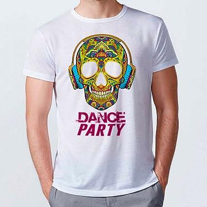 Lolapix - Camiseta Hombre Personalizada con tu Foto, diseño o Texto, Original y Exclusivo