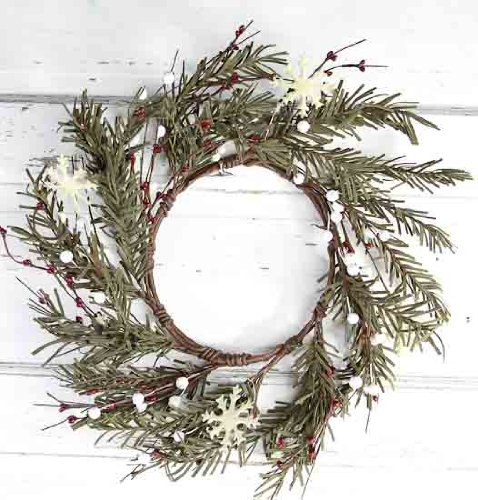 Winter Wreath Crafts - 9