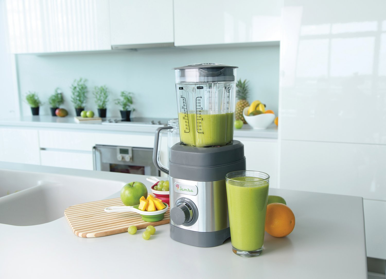 Amazon.com: Jamba Appliances Quiet Shield Blender with 32 oz Jar ...