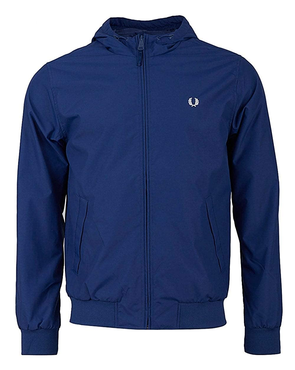 Fred Perry Hombres Chaqueta con Capucha brentham j5513 600 ...