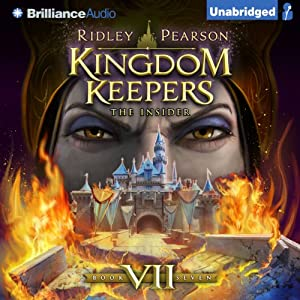 Kingdom Keepers VII Audiobook