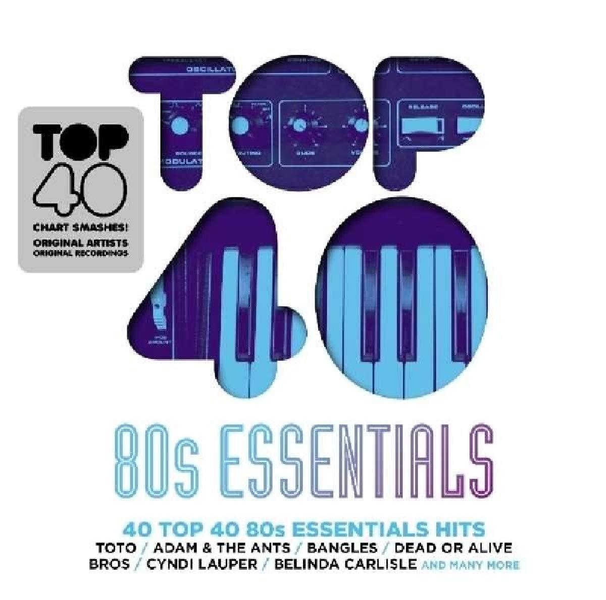 half Top 40-80s Award Essentials Various