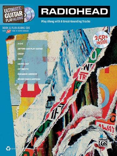 Radiohead - Ultimate Guitar Play-Along: Amazon.es: Alfred Publishing, Radiohead: Libros en idiomas extranjeros
