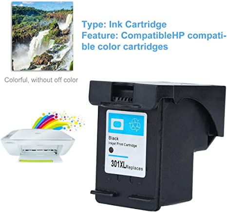 Alternativa de Cartucho de Tinta no Original para HP 301XL Deskjet ...
