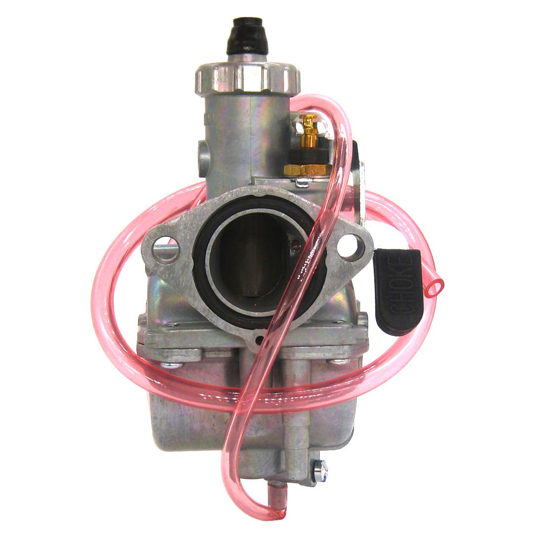 Atoparts VM22 Carb 26mm Carburetor for Mikuni Intake Pipe Pit Dirt Bike 110cc 125cc 140cc Lifan YX