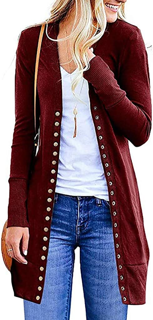 Womens Oversized Open Front Hooded Draped Pockets Cardigan Coat Windbreaker Jacket Pea Coat Trench
