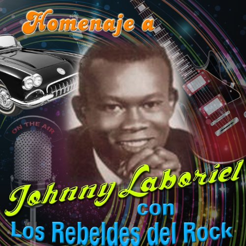 ... Homenaje a Johnny Laboriel Con.