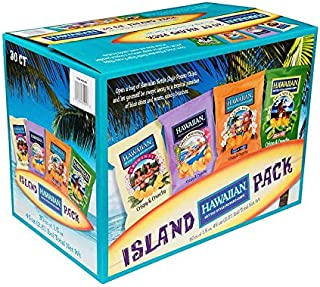 product image for Hawaiian Potato Chips, Island Pack, Variety Pack, 1.5 oz, 30 ct