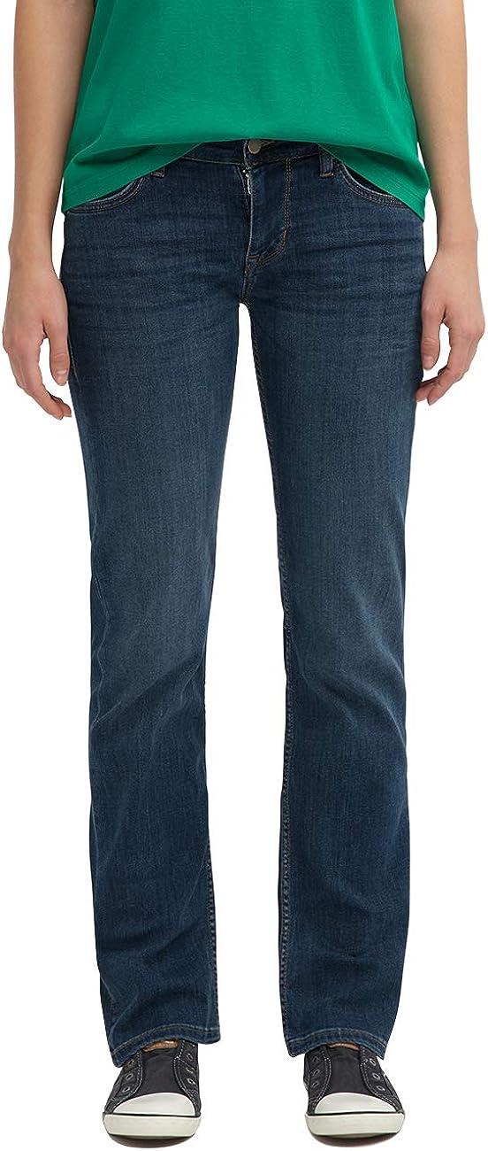 MUSTANG Damen Regular Fit Girls Oregon Jeans 5000-683 Blau