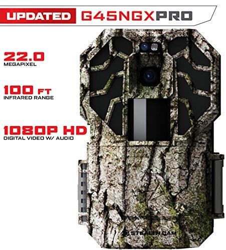 Stealth Cam 22.0-Megapixel G Series Trail Hunting Game Cameras (Dakota Outdoor Series)