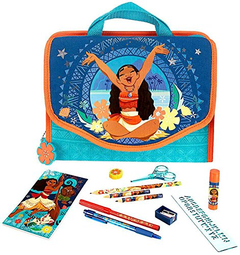 Disney Moana Stationary Zip Kit