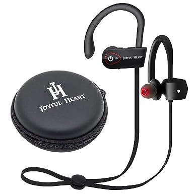 Joyful Heart (JH-800) Auriculares Bluetooth inalámbricos, deportivos, IPX7