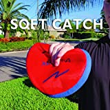 Easy Disk Toy and Game - Soft Catch - Flying Disc