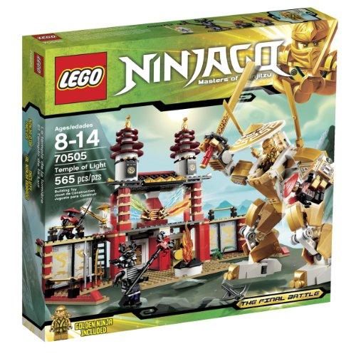 Temple of Light (Lego Ninjago The Temple Of Light Set)