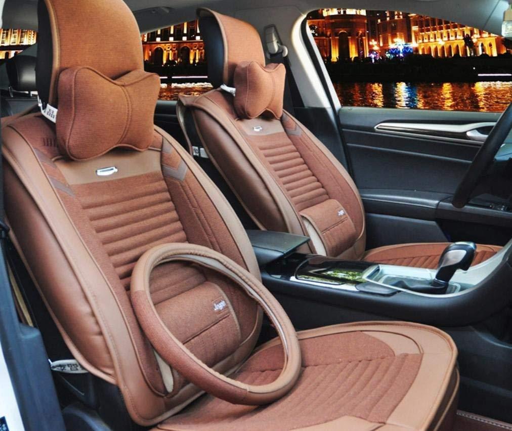 本物の カーカーシートプロテクター用シートカバー 一般的な車のクッションカバーリネンデラックス版(12セット)一般的な車のクッションカバーフォーシーズンズユニバーサル5色オプション カーシートクッションカーシートマット (色 : (色 2) B07PZSK2DQ B07PZSK2DQ : 2, アルカヤ靴店(928ウイング):3372887d --- pizzaovens4u.com