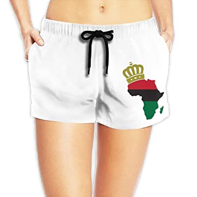 African American Pride Girl S Cute Hot Pants Sexy Low Waist Beach