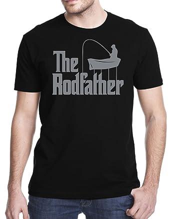 232297c77 Amazon.com: Gbond Apparel The Rodfather Funny Parody T-Shirt: Clothing