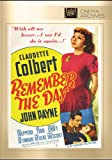 Remember the Day [Import]