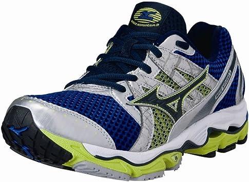 Mizuno Wave Nirvana 9 zapatillas para correr hombres: Amazon.es: Deportes y aire libre
