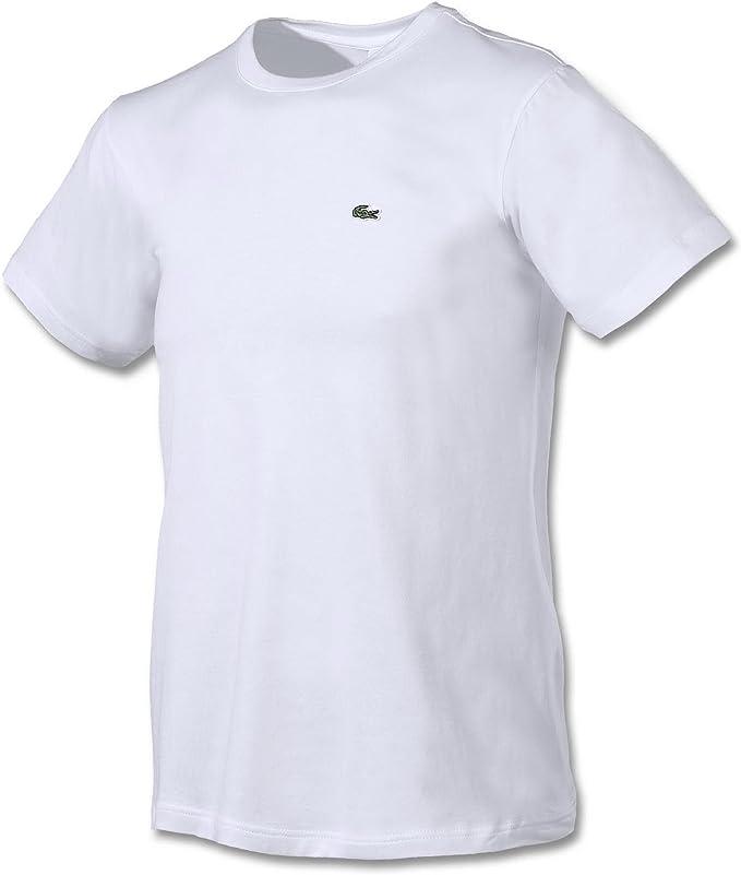 Lacoste Basic T-shirt: Amazon.es: Ropa y accesorios