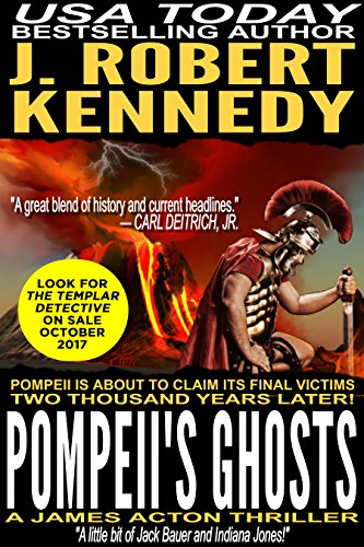Pompeii's Ghosts (A James Acton Thriller, #9) (James Acton Thrillers) cover