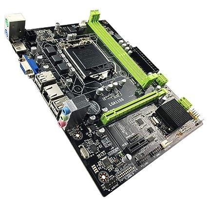 LGA 1155 Pins CPU Port USB3.0 B75 H61 Desktop Computer Motherboard Socket 32G memory Core i7 i5 i3 (LGA1155)