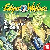Die Tür mit den sieben Schlössern (Edgar Wallace 10) | Edgar Wallace