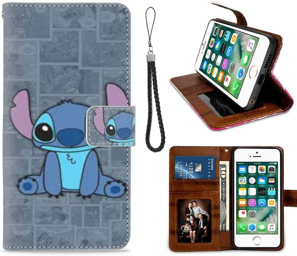 Amazon Com Wallet Case Compatible Iphone 7 Plus 2016 And Iphone