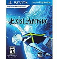 EXIST ARCHIVE: THE OTHER SIDE OF THE SKY - PS VITA