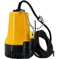GOTOTOP DC Bomba de Agua, 12 V, CC, 4600 U/min, Bomba de riego para riego y Fuentes, 50 W Bomba de Agua