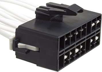 WVE by NTK 1P1187 Headlight Switch Connector