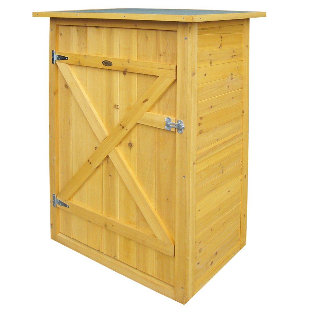 Cobertizos de almacenamiento jard n for Cobertizo plastico