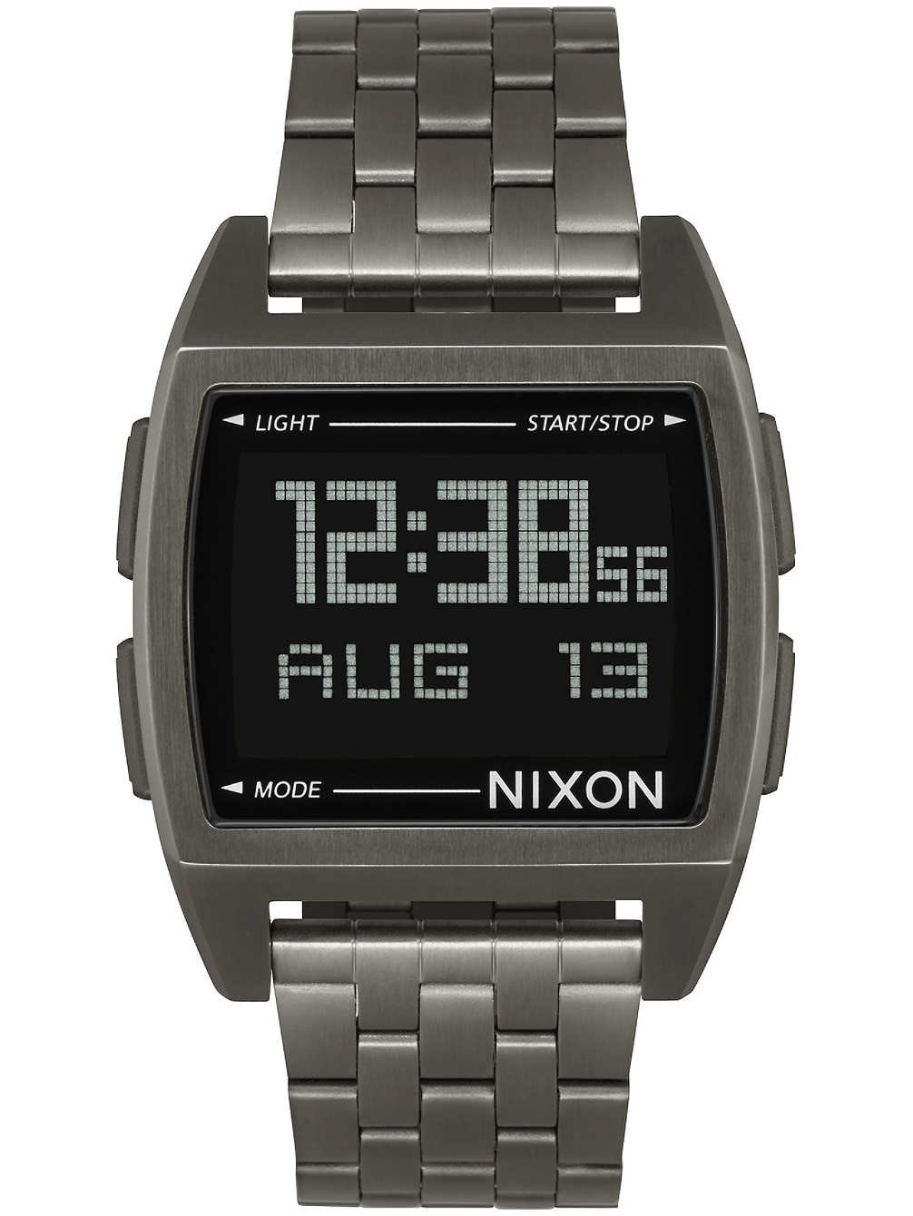 TALLA One Size. Nixon - Base 38 mm All Gunmetal - Reloj Unisex