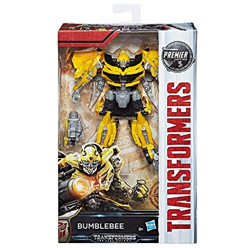 Transformers: The Last Knight Premier Edition Deluxe Bumblebee