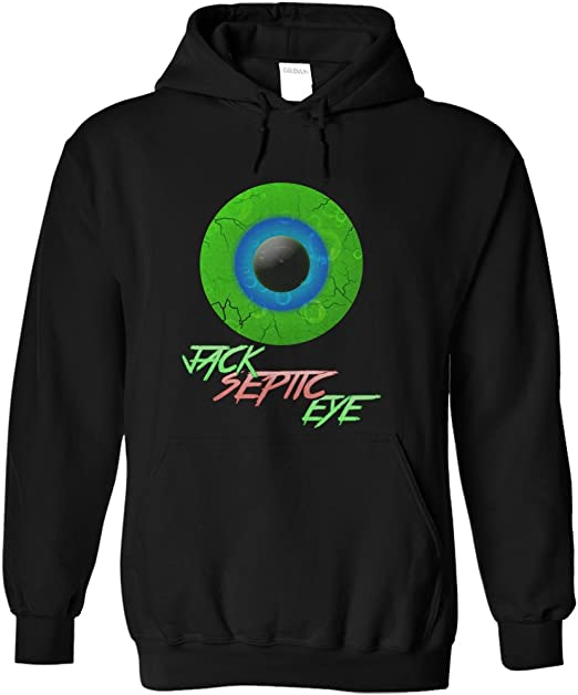 LIKE A BOSS HOODIE JACKSEPTICEYE ALL SIZES VBLOGGER GREEN OR BLACK
