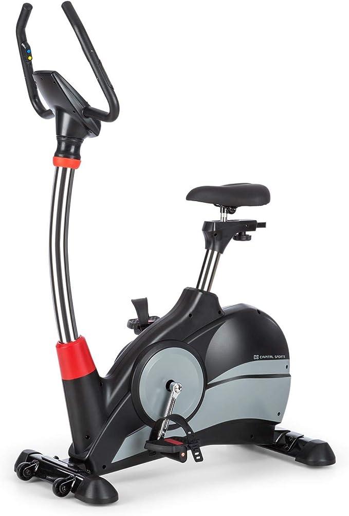 CapitalSports Arcadion Bicicleta estática - Entrenamiento ...