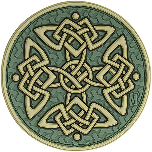 Maxpedition Celtic Cross (Full Colour) Moral Parche KELTC