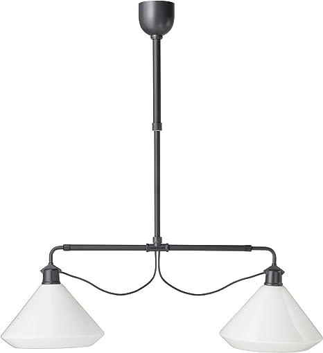 Lámpara de suspensión de techo IKEA ÄLVÄNGEN de 2 piezas en color ...