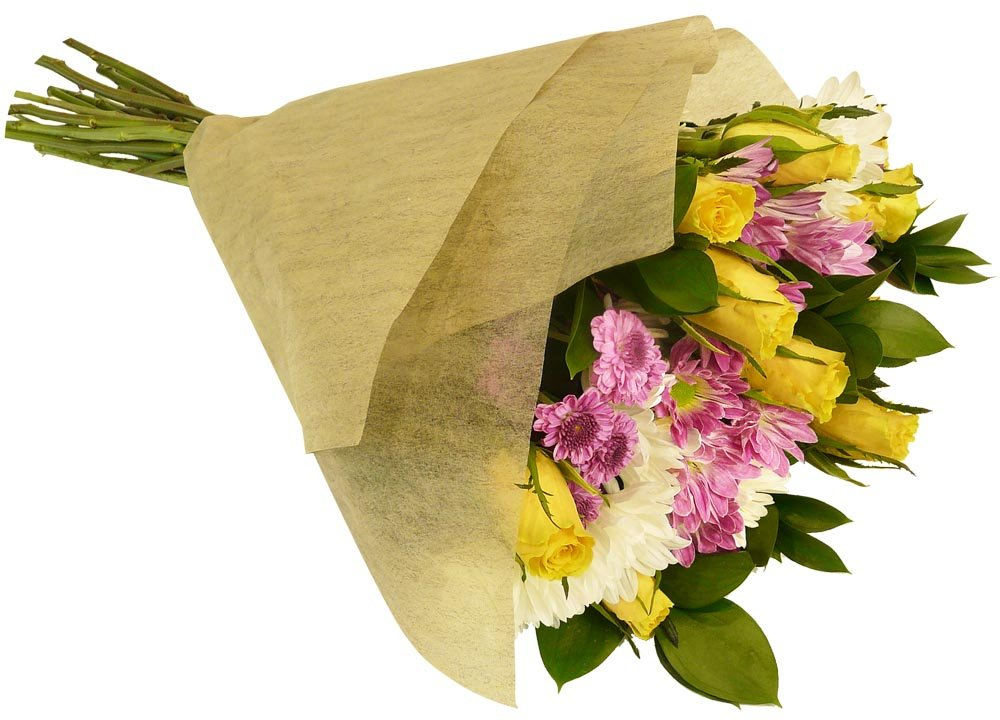 Amazon.com : Benchmark Bouquets Life is Good Flowers Yellow, With ...
