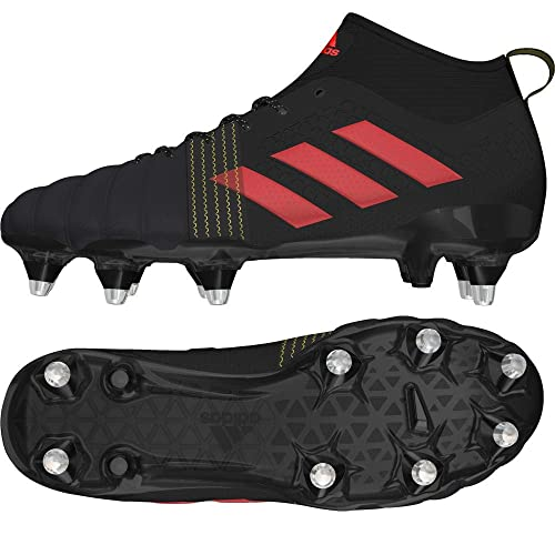 57e1033974f Amazon.com | adidas Kakari X Kevlar Rugby Boots | Rugby