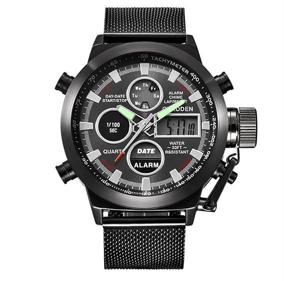 reloj deportivo hombre, Relojes De Moda Hombre 2018, Reloj Edición Limitada, Reloj de