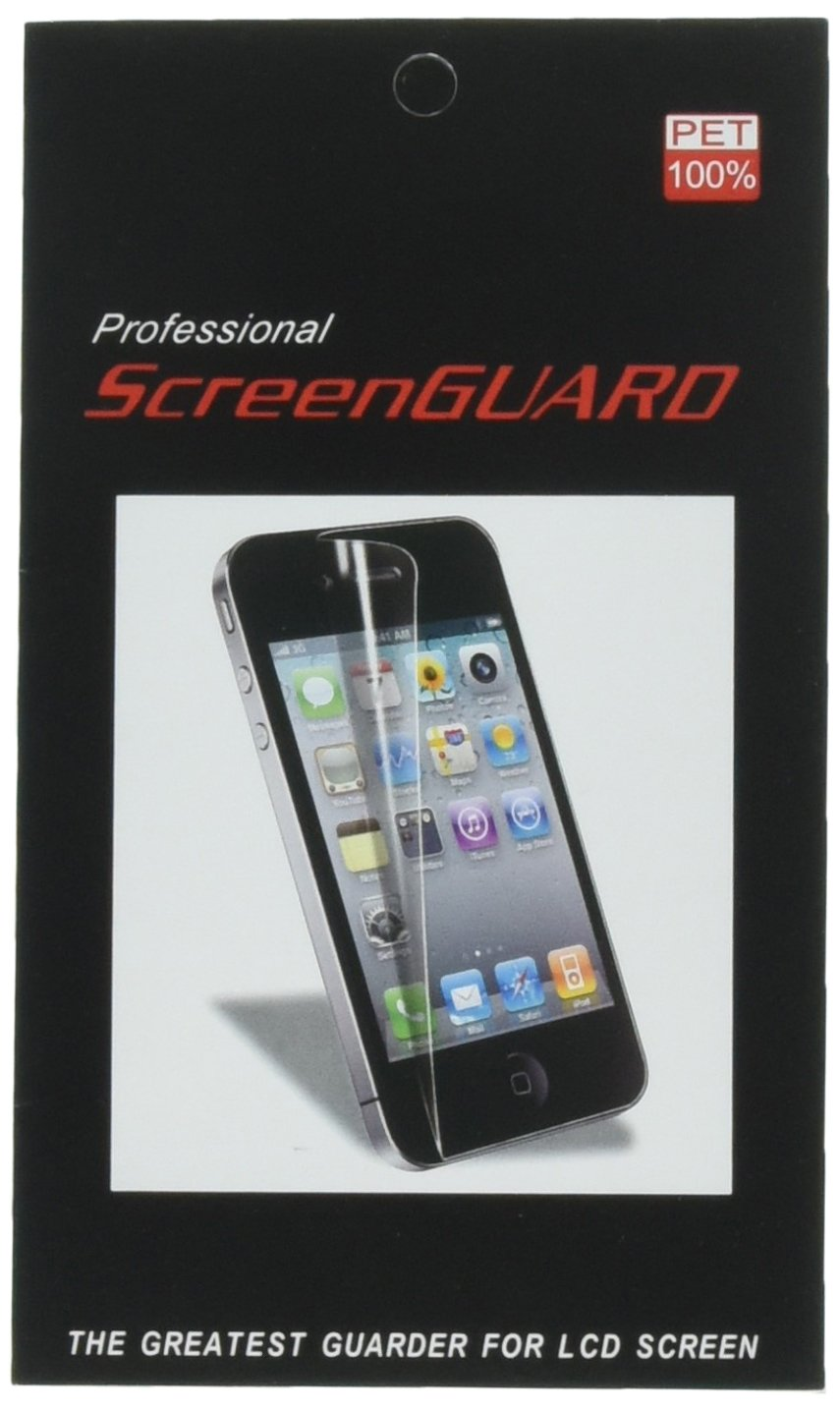 Amazon.com: Apple iPod Touch 4th Generation Gen Premium Clear LCD Screen  Protector Cover Guard Film, no cutting is required: Cell Phones &  Accessories