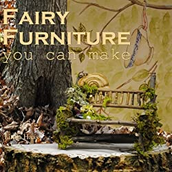 Fairy Furniture you can make: Pictures to inspire and a step-by-step lesson in the art of making fairy furniture from twigs.