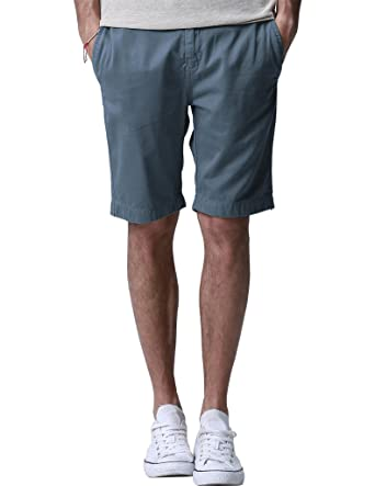 Match Mens Summer Chino Shorts Regular Fit #S3641 at Amazon Men's ...