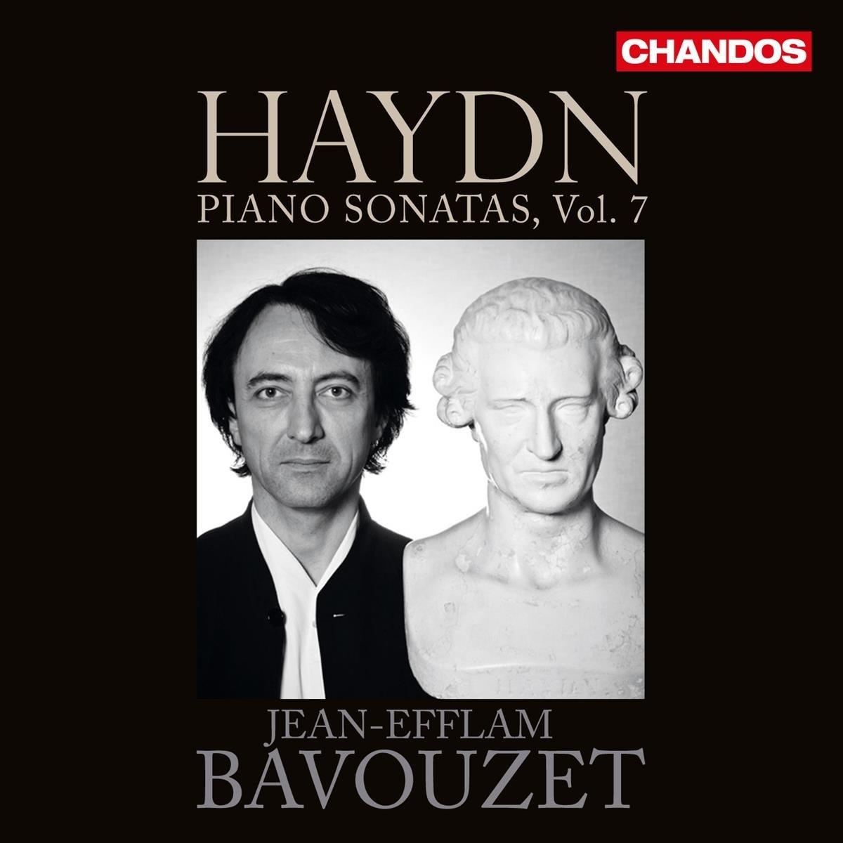 CD : Jean-Efflam Bavouzet - Piano Sonatas 7 (CD)