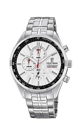 be0e28ec701 Festina Horloge F6863-2: Festina: Amazon.fr: Montres