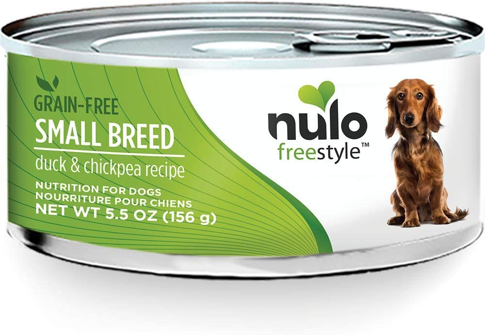 Nulo Puppy & Small Breed Grain Free Canned Wet Dog Food Case of 24