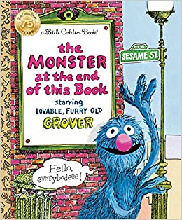 Image result for the monster at the end of this book